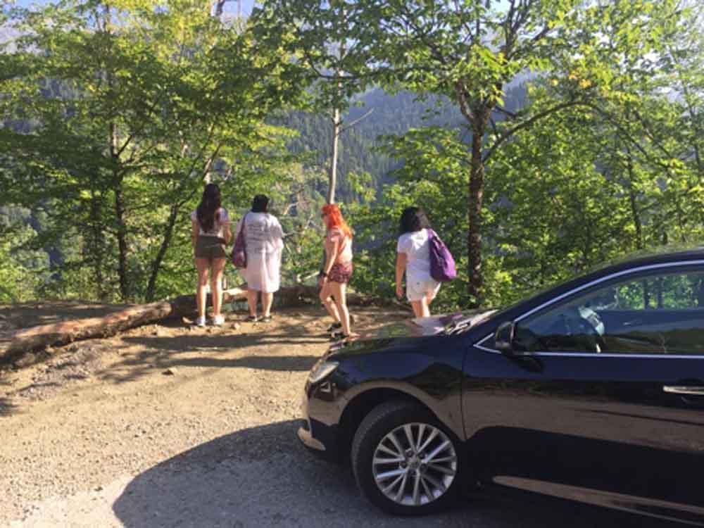 Индивидуальная экскурсия в Абхазию из Адлера 15.09.2019