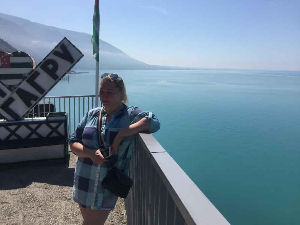 Экскурсия из Сочи-Адлера в Абхазию. 1 июня 2019