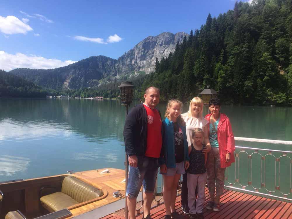 Экскурсия в Абхазию из Адлера